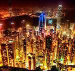 China at Night
